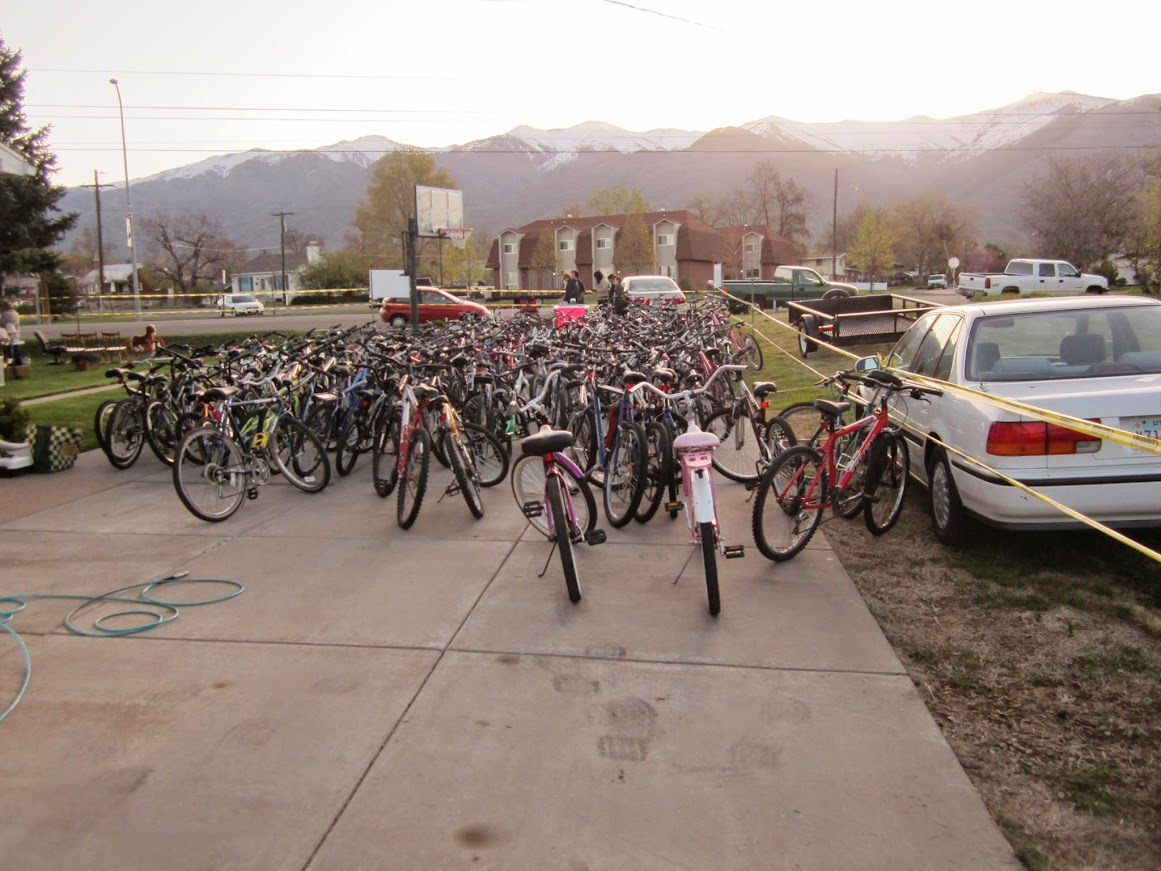 Davis County Annual Bike/Bake/Yard Sale