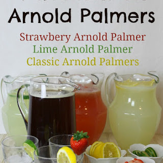 Classic Arnold Palmer Drink