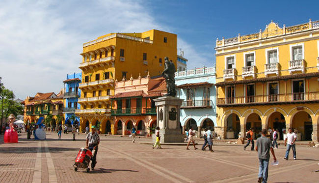 Cartagena lugares turisticos