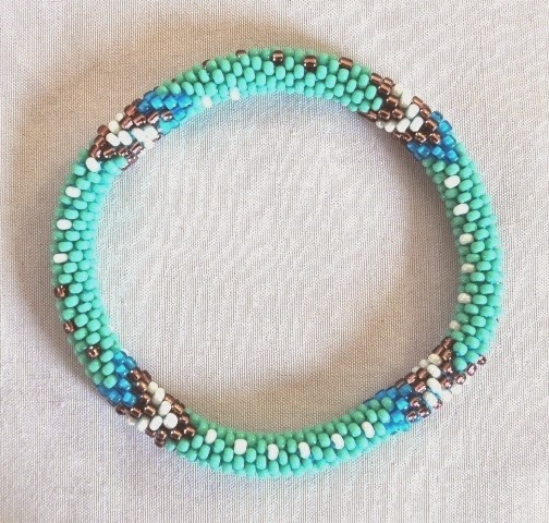 Bracelets Turquoise mix