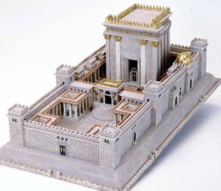 The Temple Of Solomon, King Solomon