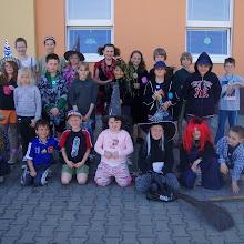 Pochod čarodějů a čarodějnic - 2012