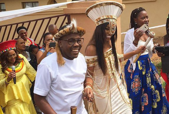 African Traditional Wedding Attire That Will Make You Want To Get Married 7