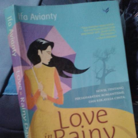 Review Novel Love In Rainy Day