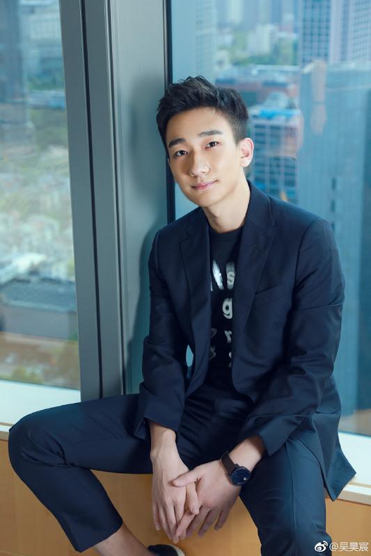 Wu Haochen China Actor
