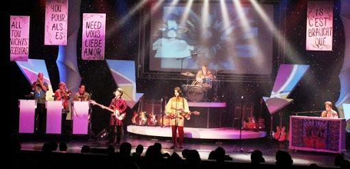 'Beatlemania Now' at the Bob Carr Theater