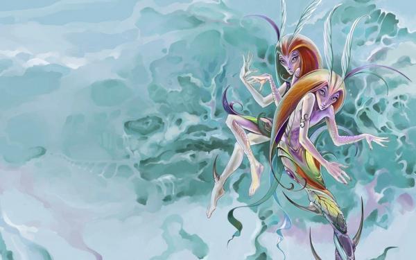 Wizdom Of Fairy, Fairies 3