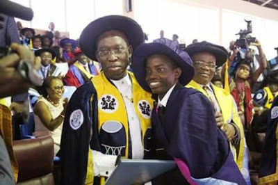 Joshua A. Erubami, DELSU Best Graduating Student Gets Automatic Employment