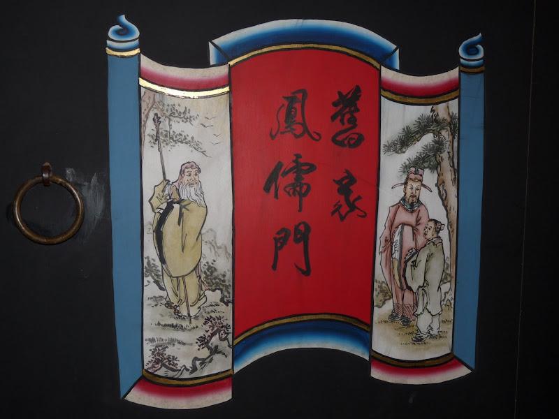 TAIWAN.Shen Keng , dans la banlieue de Taipei - P1090868.JPG