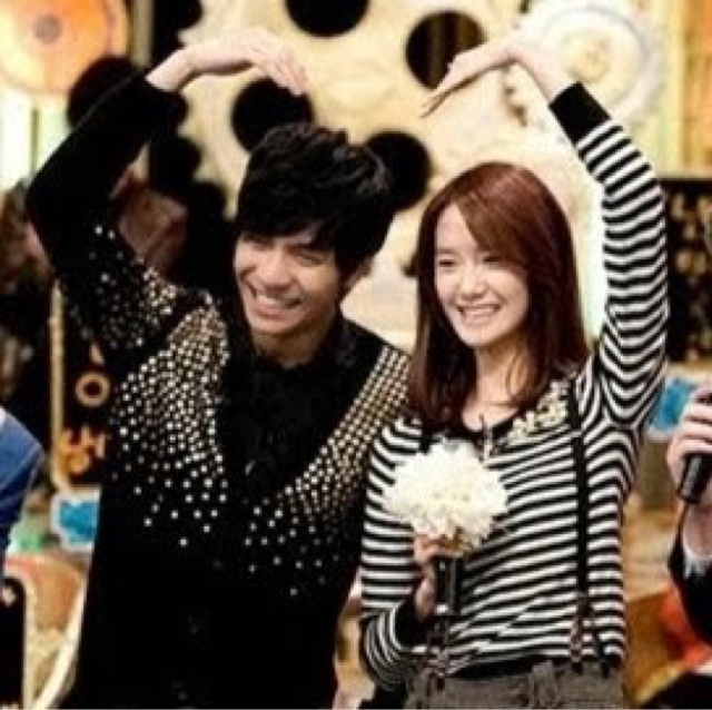 yoona and lee seung gi confirmed dating