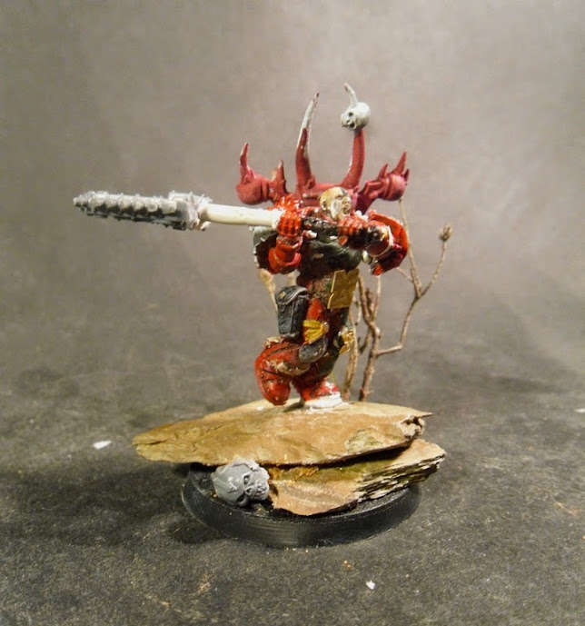 [Chaos SM : Projet/Conversion] Black Legion / World Eaters / Death Guard SAM_4138