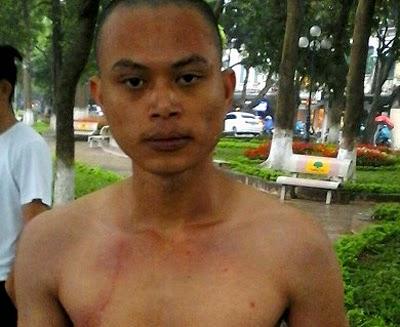 Doi tuong phe da Nguyen The Cong