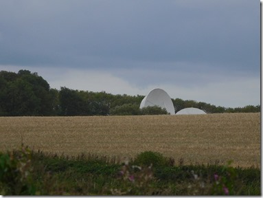 6 radio telescopes bakers lock