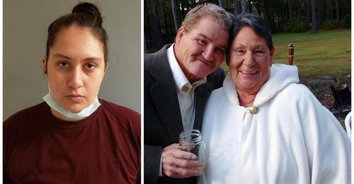 Una nieta apuñaló  a su abuela 30 veces y le cortó la garganta y también la corto a la pareja de la abuela.