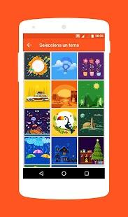 Calendario 2018 - Diario, Eventos, Vacaciones: miniatura de captura de pantalla