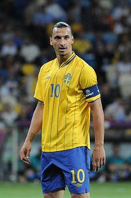 Zlatan Ibrahimovic - 10 Transfer Termahal Pemain Sepakbola Sepanjang Masa