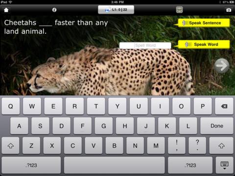 iLiveSpelling Mammals Spelling