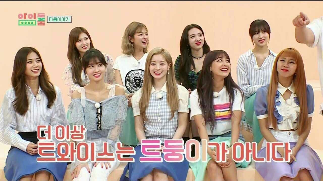 Download Idol Room Episode TWICE
