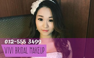Vivi Bridal Makeup