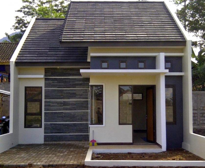gambar rumah contoh gallery taman minimalis
