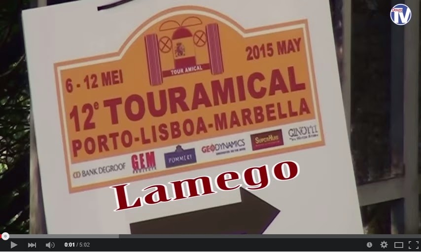 Tour Amical passou por Lamego