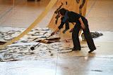 Installation IN VITO dans le cadre de l'exposition Donner du Temps au Temps, espace de Blancs Manteaux, Paris En collaboration avec Denis Tricot