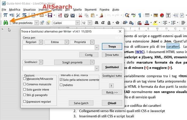 altsearch-estensione