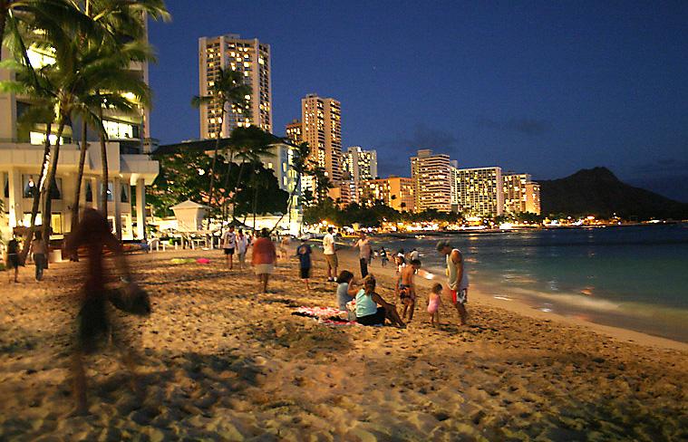Halvat lennot Havaijille alk. 425€