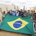 'Não é L de Lula, é arminha', diz trabalhador que posou para foto com Bolsonaro no RN