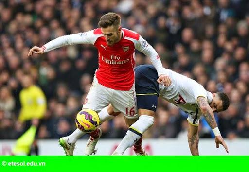 Hình 1: Barcelona săn sao Arsenal thay thế Xavi
