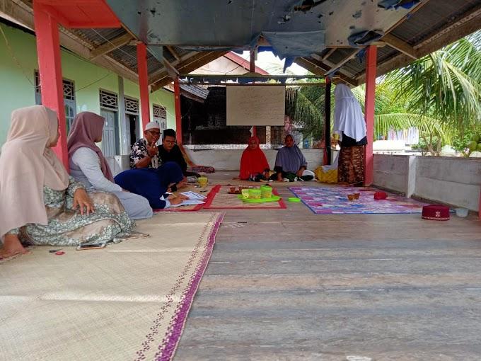 Acheh Future Wujudkan Impian  Gadis Yatim Asal Rawang Itek Untuk Mondok di Dayah