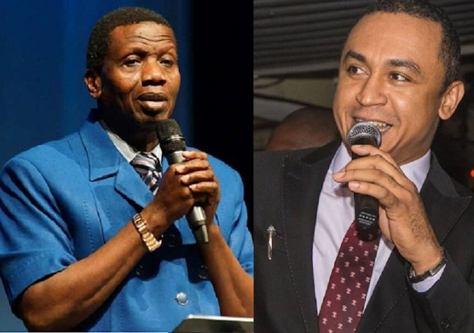 'Forgive my wrongdoings' -- OAP, Daddy Freeze Begs As He Praises Pastor Adeboye For Endorsing #EndSARS Protest