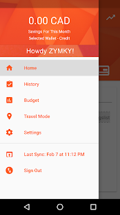 Zymky: Manage personal finance- screenshot thumbnail