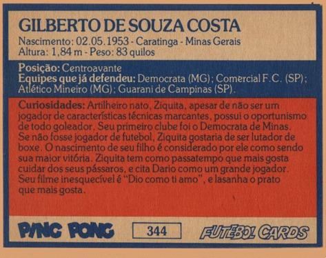 CAP (344) Ziquita CA