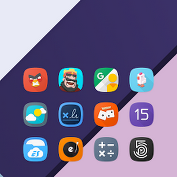 Smugy (Grace UX) - Icon Pack v4.8