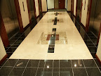 Granite and Marble Elevator floor