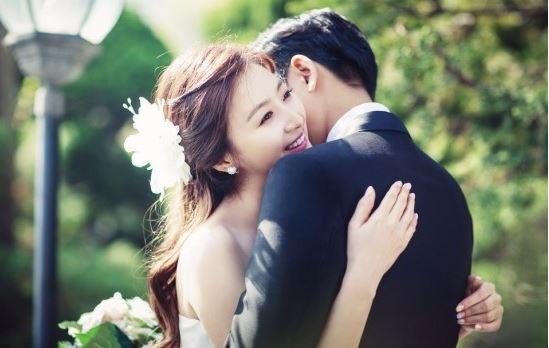 허영란결혼