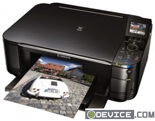 pic 1 - the right way to save Canon PIXMA MG5240 inkjet printer driver