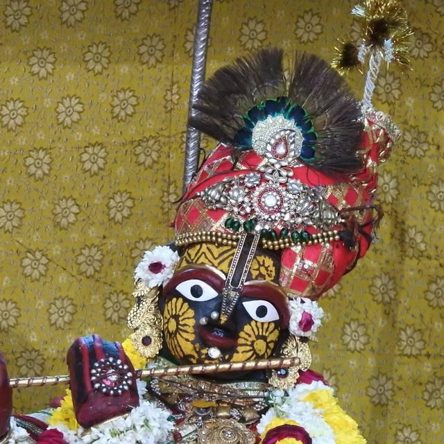 Radha Govind Devji Deity Darshan 01 Mar 2016 (1)