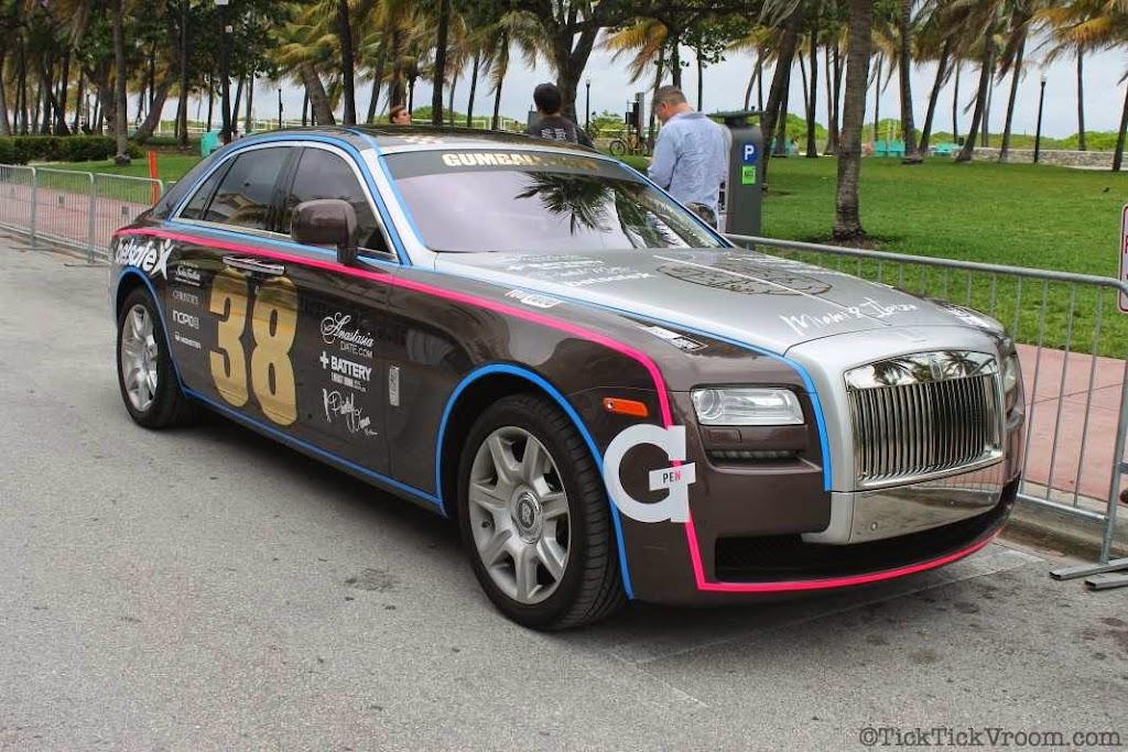 2014 Gumball 3000 Miami 2 Ibiza Ocean Drive 7894