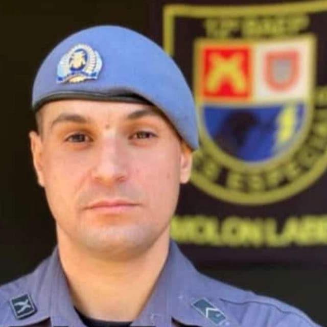 Soldado Tunes será velado na sede do CPI-10 em Araçatuba e sepultado em Birigui