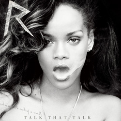 Rihanna - Talk that talk [Deluxe edition] | Album art