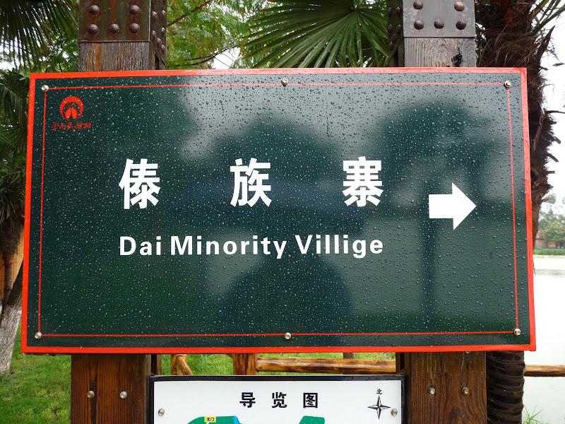 CHINE.YUNNAN.KUN MING Village des minorités 2 - P1270674.JPG