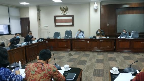 Masa Jabatan Direksi Jamkrida, DPRD Sumbar Gelar Hearing dengan Stakeholder