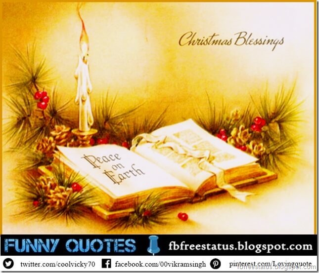 Christmas Blessings Card,Christmas Card Messages,