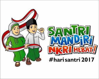 Tema Hari Santri Nasional 2017