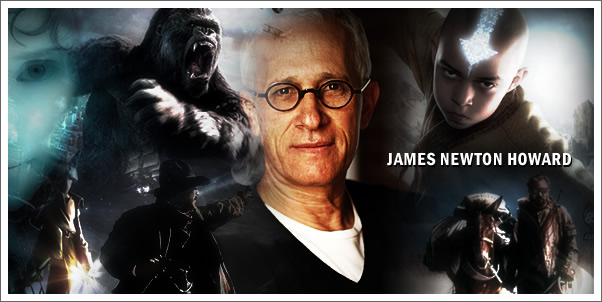 Top Ten James Newton Howard Scores