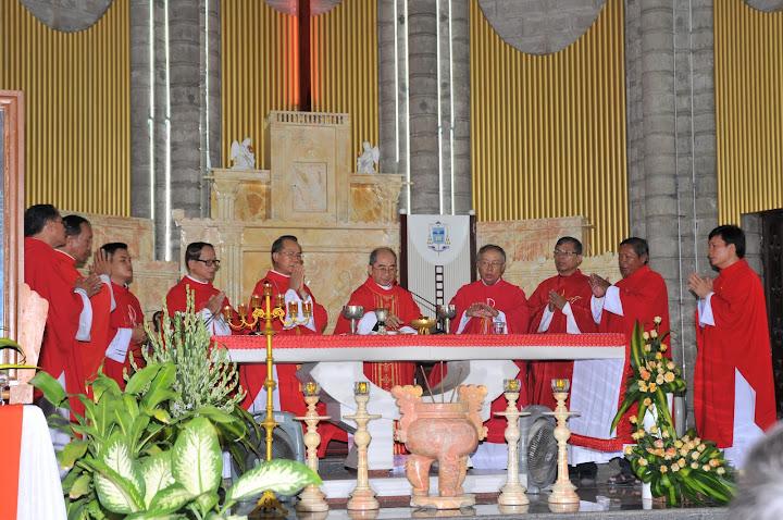 HĐGX Giáo Phận Nha Trang Mừng Lễ Thánh Bổn Mạng Anrê Kim Thông