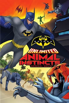 Baixar Filme Batman Sem Limites: Instintos Animais (2015) Dublado Torrent Grátis