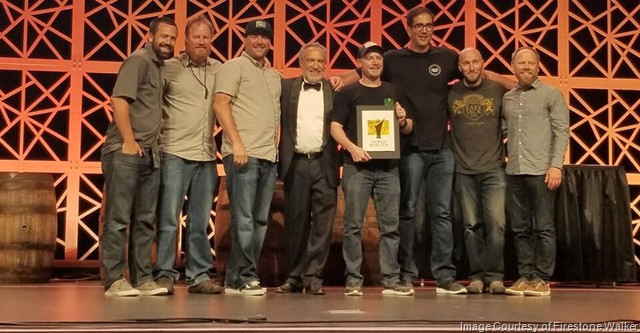 Firestone Walker Scores Three Golds at World Beer Cup